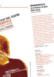 Nowhereville Teatre Estudi IT